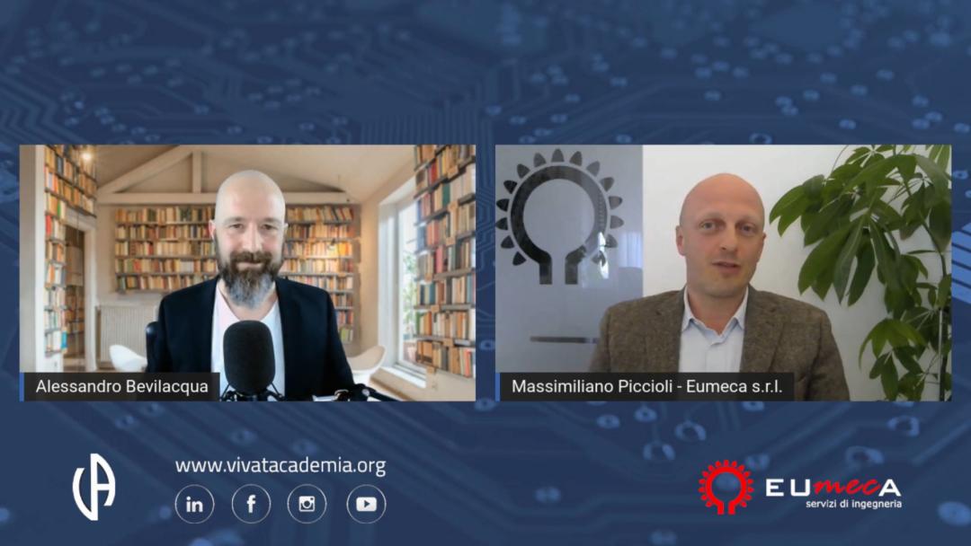Alessandro Bevilacqua intervista a Massimiliano Piccioli - Eumeca s.r.l.