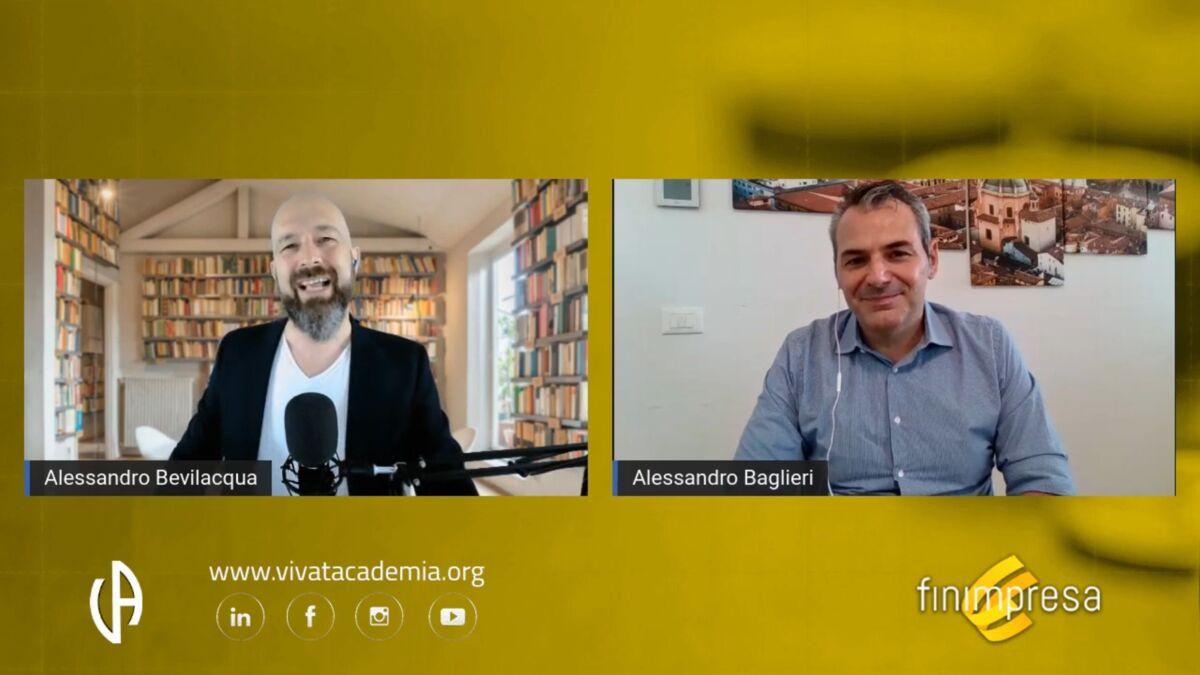 Intervista ad Alessandro Baglieri
